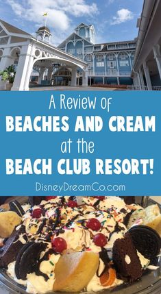 Beaches and Cream at the Beach Club Resort at Disney World is a great place to go if you are waning some ice cream! Make sure to top here on you next Disney World vacation! Disney World planning tips. Disney World planning guide. Disney World resorts. Disney World restaurants. Disney World food. Disney World snacks. #disney #disneyworld #wdw #disneyworldrestaurants #beachesandcream #disneyworldresorts Disney World Food, Disney World Restaurants, Disney World Planning, Walt Disney World Vacations, Disney World Resorts, Disney World Tips And Tricks, Disney Tips, Beaches And Cream Disney, Cream Restaurant