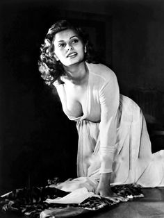 20th-century-man:  Sophia Loren