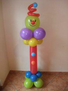 Balon klaun Balloon