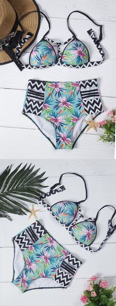 You're no flower child—you're a flower bomb. We're goin' mad for this swimsuit. Shop it today at FireVogue.com
