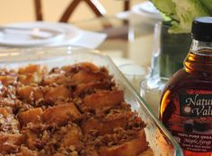 Southern Decadence – Baked French Toast With Pralines