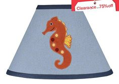 #babydecor Sweet Jojo Designs Children's #Lamp Shades are especially created to coordinate with their children's bedding sets to help complete the look and feel ...