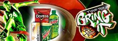 Mountain Dew and Doritos Time to Bring It Sweepstakes and Instant Win