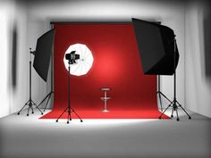 Studio Photography Lighting For Portraits