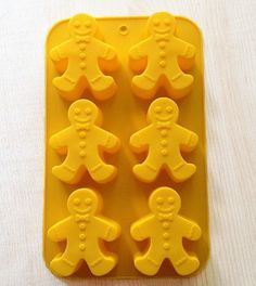 The Gingerbread Man Cake Mold Soap molds 3d Flexible Silicone Mould Candle Candy  bath bomb mold soap making polymer clay baking tools by NaturalRepublic on Etsy https://www.etsy.com/listing/157077140/the-gingerbread-man-cake-mold-soap-molds