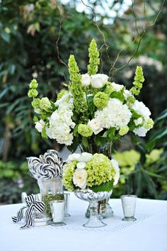 Traditional Irish Wedding Flowers Bells Of Ireland Wedding Flowers On