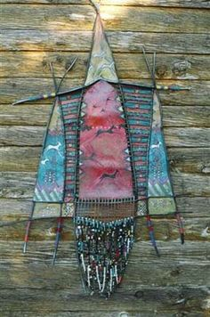 South Western and Adirondack Weaving and Sculpture :: Adirondack Weaver