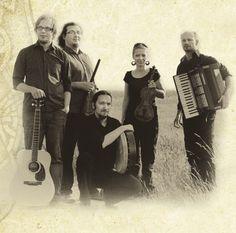 Duan - Irish music band from Poland