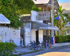 PePe's, Key West miss that place, had breakfast there all the time.