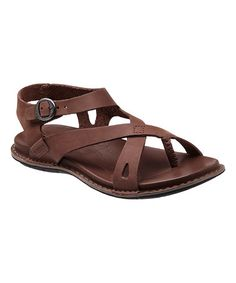 440553f3b5ae KEEN Drum Alman Ankle-Strap Leather Sandal - Women