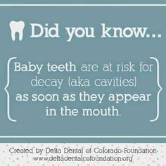 #DidYouKnow our office services include #pediatric #dental care? Schedule your child's next appointment with us! www.apiladofamilydentistry.com | 915.201.0249