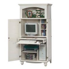 10 best office displaced images computer armoire desk furniture rh pinterest com