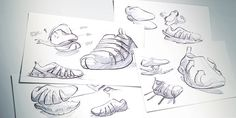 Ideas Sport Shoes Illustration Product Sketch For 2019 Soccer Hair Bows, Best Sports Quotes, Sketch Photoshop, Girl Fashion Style, Sports Graphics, Sports Wallpapers, Super Sport, Sketch Design, Industrial Design