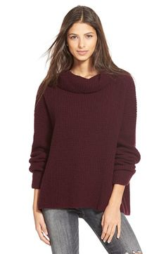 Free+People+'Sidewinder'+Wool+Pullover+available+at+#Nordstrom