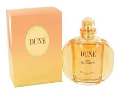 Special Offers Available Click Image Above: Dune Perfume By Christian Dior, 3.4 Oz Eau De Toilette Spray For Women