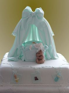 baby shower cakes, simpli amaz, cake design, baptism cake, decor cake, amaz cake, babyshowercak, babi shower, baby showers