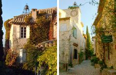 「フランスの最も美しい村」の中でも南仏プロヴァンスに焦点を当て小さいけれど魅力的な村のご紹介をさせていただきます。