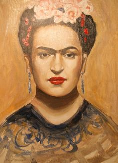 Frida by Steve Leal