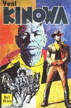 Kinova - Çizgi Roman Diyarı Caricature, Old West Photos, Comic Art, Comic Books, Childhood Toys, Western Art, Comic Covers, Comic Strips, Westerns