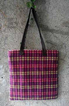 Tote bag from tenun baduy