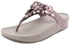 Fitflop Women's Fleur Sandal,Pewter,9 M US FitFlop,http://www.amazon.com/dp/B005LBY9BO/ref=cm_sw_r_pi_dp_qbxVsb0D1CSK9DSX