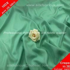 14mm silk crepe de chine fabric-lake-green http://www.silkfabricuk.com/14mm-silk-crepe-de-chine-fabriclakegreen-p-413.html