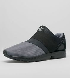 adidas Originals ZX Flux Slip On - find out more on our site. Find the freshest in trainers and clothing online now.