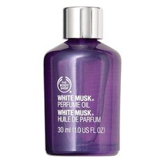 Perfume en Aceite White Musk® | White Musk Perfume  Oil The Body Shop | The Body Shop®