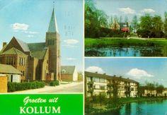 Groeten uit Kollum. (fotonummer V31)