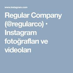 Regular Company (@regularco) • Instagram fotoğrafları ve videoları