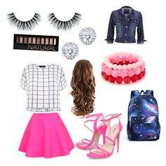 """this is awful but idec"" by hrutila ❤ liked on Polyvore"