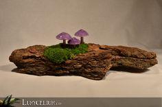 plus de 1000 id es propos de d corations lumineuses champignons led sur pinterest mousse. Black Bedroom Furniture Sets. Home Design Ideas