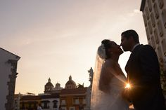 Magical.  Every photo is picture perfect because the city has endless possibilities. (www.team-bride.com) #cartagena #colombia #teambride #wedding #weddingplanner