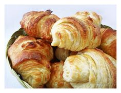 Gluten Free Croissants - Maybe I can try this with more baking experience later on. One day I will have my croissant