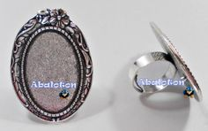 Base anillo ajustable con camafeo 30mm x 40mm