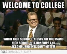 What I wish I could tell every Freshman