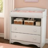 Found it at Wayfair - Andover Changing Table in Pure White