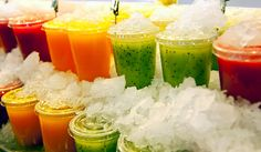 Alot Of Juice Cleanse & Detox Recipes Here. OMG!