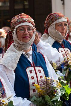 Dziesmu un deju svētku gājiens 2013.Latvia