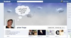 How To Hack Your Facebook Timeline Cover: Daydreaming via Brit + Co.