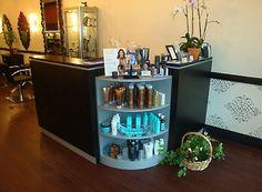 Functional Hair Salon Design of Salon Glam-1  Home Furniture Interior Design Idea Architecture