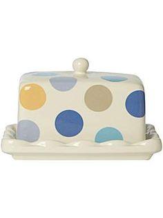 LINEA  Dotty Butter Dish