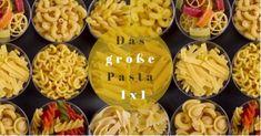 die besten 25 nudelsorten ideen auf pinterest arten von pasta ronzoni nudeln und pasta formen. Black Bedroom Furniture Sets. Home Design Ideas