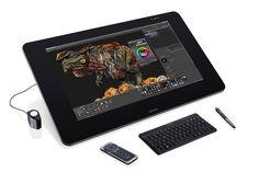 Wacom anuncia su nueva tableta estrella, la Cintiq 27QHD #CES2015