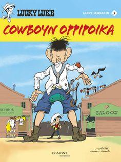 Lucky Luke - Cowboyn oppipoika