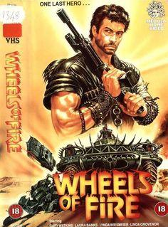 Wheels of fire (1985) Wasteland/Sci-fi