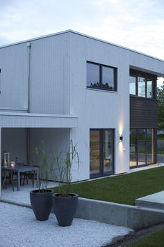 #urbanhus #bygge #bolig #plen #moderne #uteområde