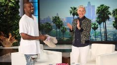 Kanye West has done it again. During an interview on Ellen DeGeneres' talk show, the rapper delivered an eight-minute monologue about his upbringing, his dreams and why he acts the way he does. While West admitted that perhaps he should have asked Mark Zuckerberg for $53 million on Facebook rather than Twitter, he told DeGeneres that he hasn't thought twice about the things he's tweeted in the past.