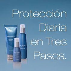 Protección diaria para tu piel en sólo tres pasos. Cómpralo hoy.   http://www.4life.com/usspanish/products y coloca el codigo 6087705. Para mas informacion email: frometa4life@yahoo.com y en facebook: frometa4life, twitter:@frometa4life