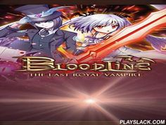 Bloodline: The Last Royal Vampire  Android Game - playslack.com , assist the character and her friend battle the bad knights and other foes. Take the side of the vampires. journey the imagination world of this interesting game for Android. Do a group of work and battle demons, dragons, knights, and other oppositions. Use special battle abilities of your characters and do destructive combos. better your group of your character cards. Form an indomitable team of special characters and create…